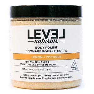 New! Level Natural 🌺3/$20 Polish Hand Hair & Skin